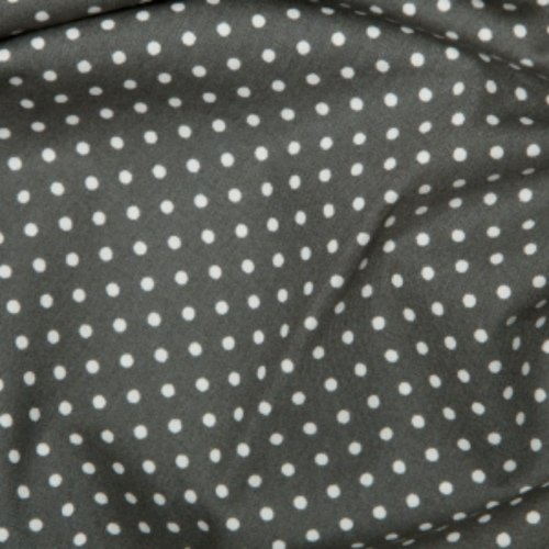 3mm Polka Dot - Grey