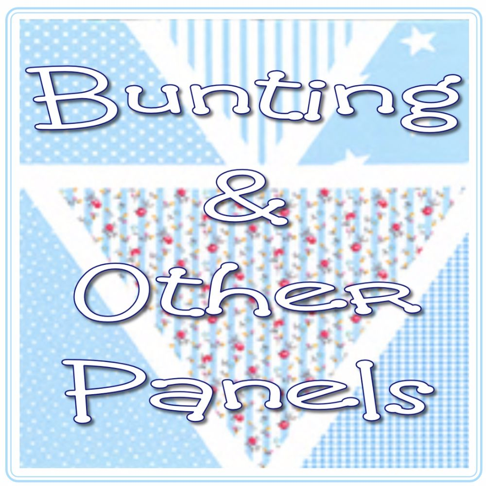 <!-- 000 --> Bunting and other panels