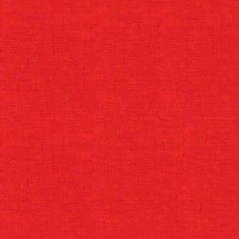 Makower UK - Linen Texture Red, per fat quarter