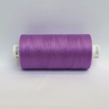1 x 1000yrd Coats Moon Thread - M0092