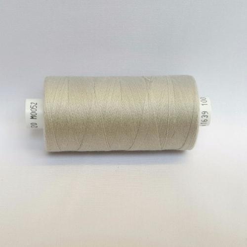 1 x 1000yrd Mixed Coats Moon Thread -