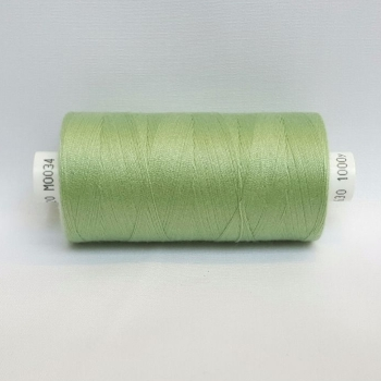 1 x 1000yrd Mixed Coats Moon Thread - M0034