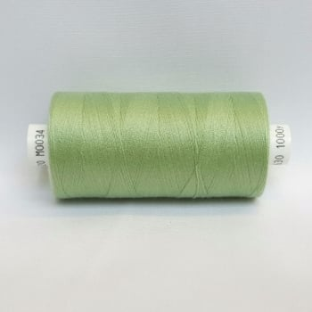 1 x 1000yrd Coats Moon Thread - M0034