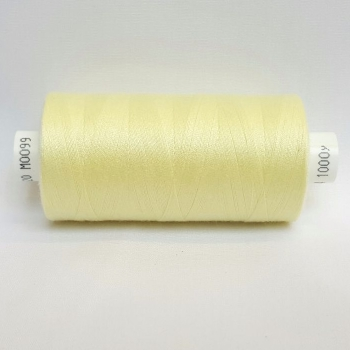 1 x 1000yrd Mixed Coats Moon Thread - M0099