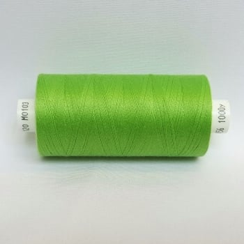 1 x 1000yrd Mixed Coats Moon Thread - M0103