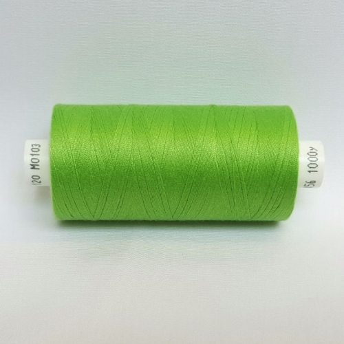 1 x 1000yrd Mixed Coats Moon Thread -