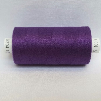 1 x 1000yrd Mixed Coats Moon Thread - M0221