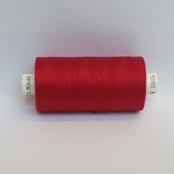 1 x 1000yrd Mixed Coats Moon Thread - M0046