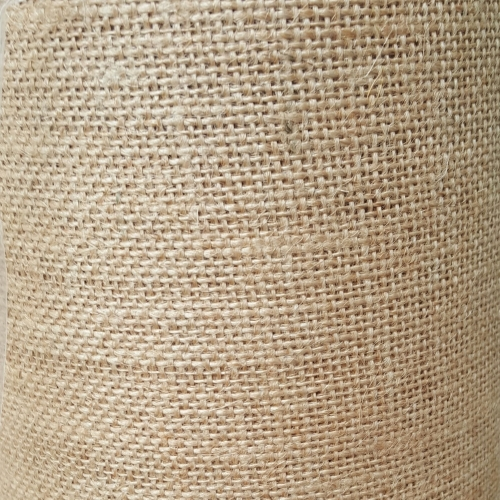 100% Jute Luxury Hessian, per quarter (50cm x 70cm)