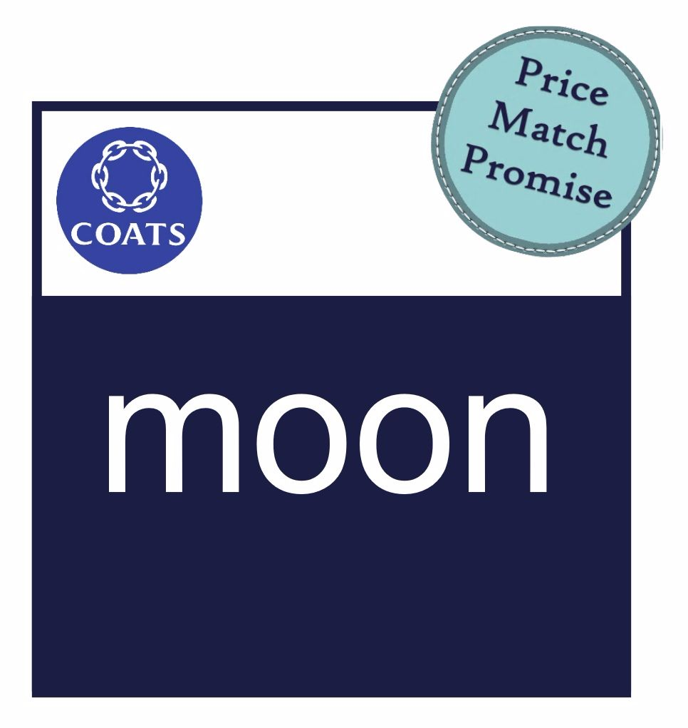 Coats Moon Thread Price Match