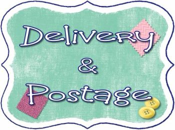 delivery & postage