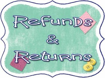 refunds and retuns