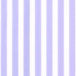 Rose & Hubble - 8mm Stripe in Lilac, per fat quarter ***WAS £1.15***