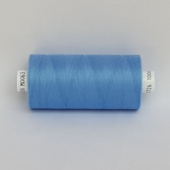 1 x 1000yrd Mixed Coats Moon Thread - M0063