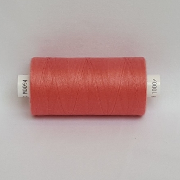 1 x 1000yrd Mixed Coats Moon Thread - M0094