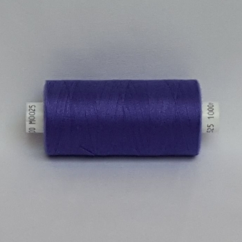 1 x 1000yrd Mixed Coats Moon Thread - M0025