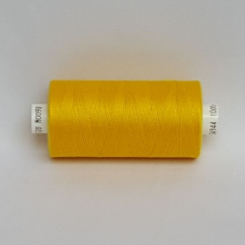 1 x 1000yrd Mixed Coats Moon Thread - M0098