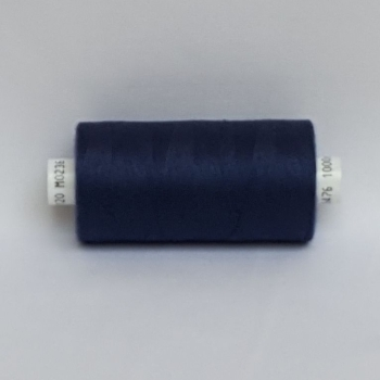 1 x 1000yrd Mixed Coats Moon Thread - M0236