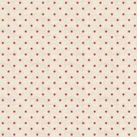 <!--9051--> UK - Scandi Mini Stars in Red, per fat quarter