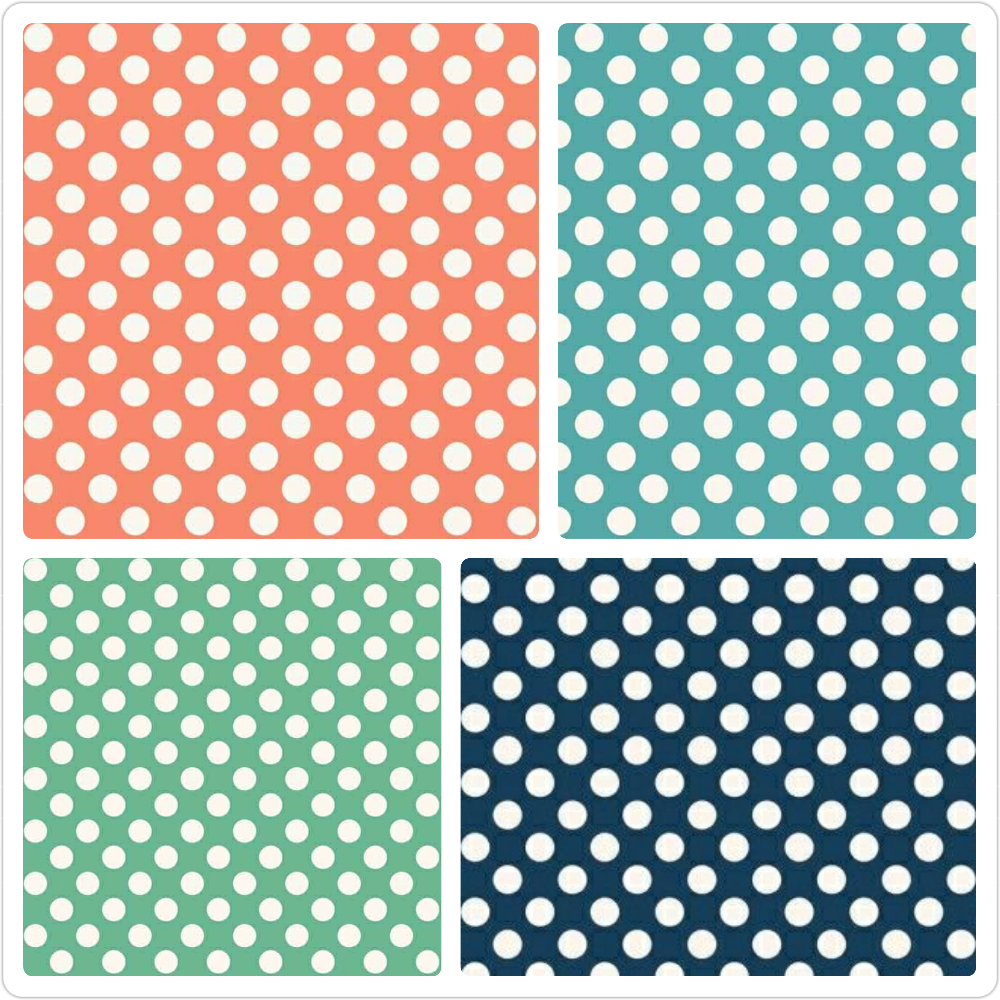 <!-- 004 --> The 11mm Polka Dot Collection