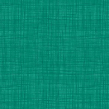 Makower UK - Linea in Teal T6, per fat quarter  ***WAS £2.40***
