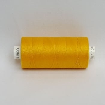 1 x 1000yrd Coats Moon Thread - M0006