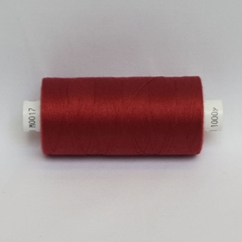 1 x 1000yrd Mixed Coats Moon Thread - M0017