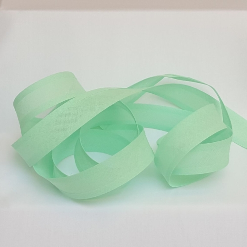 25mm Bias Binding - Mint