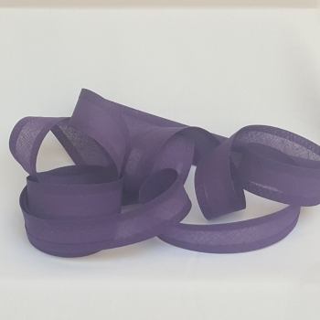 25mm Bias Binding - Lavender, per metre
