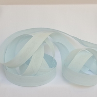 <!-- 013 --> 25mm Bias Binding - Pale Blue, per metre
