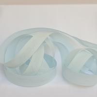 <!-- 013 --> 25mm Bias Binding - Pale Blue, per metre