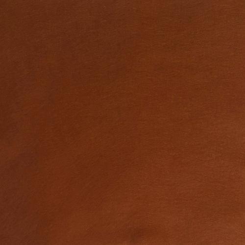 <!--501-->Wool Blend Felt - Plain in Caramel, per sheet - Available in 2 si