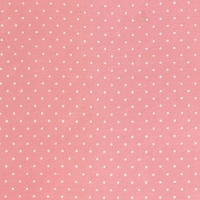 <!--0550-->Wool Blend Felt - Polka Dot in Rose Pink, per sheet - Available in 2 sizes
