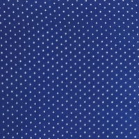 <!--0554-->Wool Blend Felt - Polka Dot in Trafalgar, per sheet - Available in 2 sizes