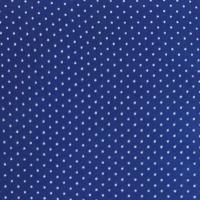 <!--0554-->Wool Blend Felt - Polka Dot in Trafalgar, per sheet - Available in 2 sizes