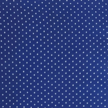 Wool Blend Felt - Polka Dot in Trafalgar, per sheet - Available in 2 sizes
