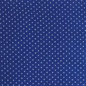 Wool Blend Felt - Polka Dot in Trafalgar, per sheet - Available in 2 sizes