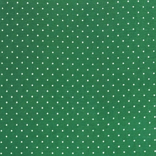 <!--556-->Wool Blend Felt - Polka Dot in Verona, per sheet - Available in 2