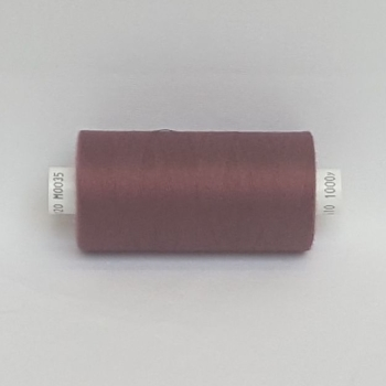 1 x 1000yrd Mixed Coats Moon Thread - M0035