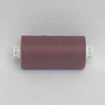 1 x 1000yrd Coats Moon Thread - M0035
