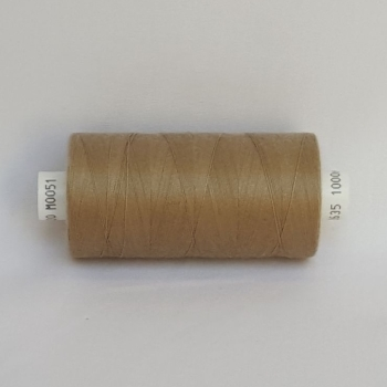 1 x 1000yrd Mixed Coats Moon Thread - M0051