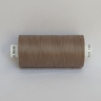 1 x 1000yrd Mixed Coats Moon Thread - M0080