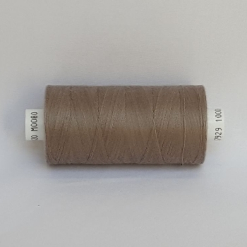 1 x 1000yrd Coats Moon Thread - M0080
