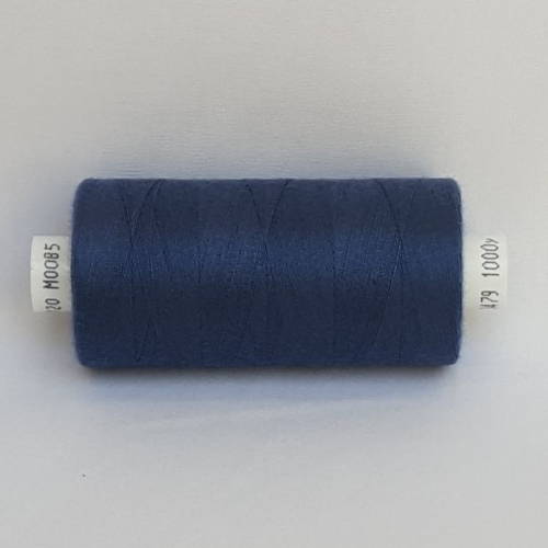 <!--  086 -->1 x 1000yrd Mixed Coats Moon Thread - M0085