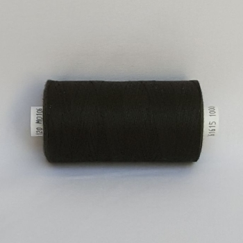 1 x 1000yrd Mixed Coats Moon Thread - M0106