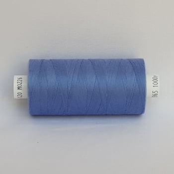 1 x 1000yrd Coats Moon Thread - M0226