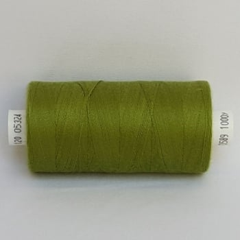1 x 1000yrd Coats Moon Thread - M05324
