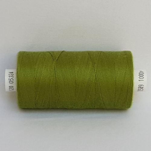 <!--  160 -->1 x 1000yrd Reel of Coats Moon Thread - M05324