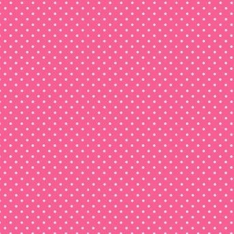 <!--3016-->Makower UK - Polka Dot in Candy 830/P65, per fat quarter