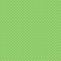 <!--3021-->Makower UK - Polka Dot in Apple 830/G65, per fat quarter